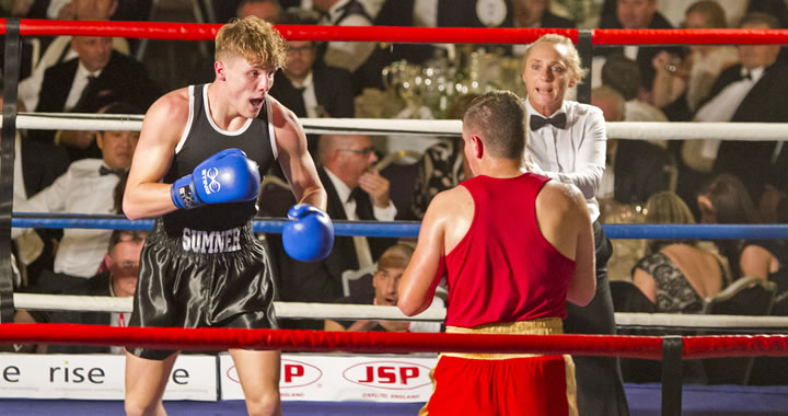 The Mayfair Sporting Club - Professional Black Tie Boxing